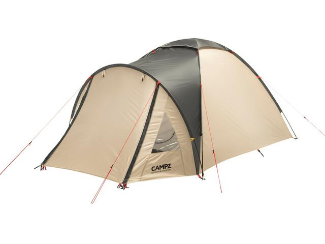 CAMPZ Veneto XW 3P Tent beige/grey